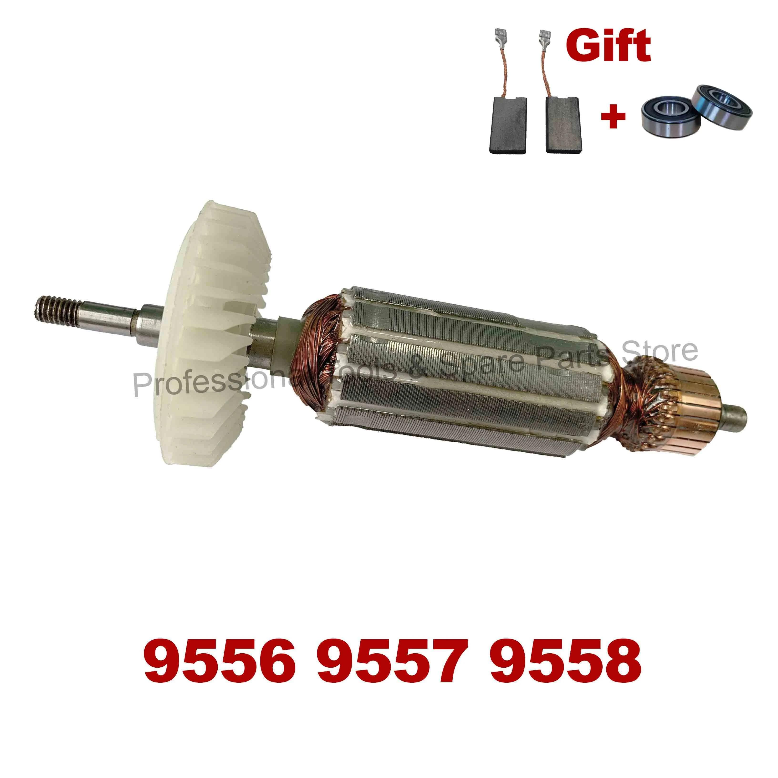 Armature Rotor 9556 9557 9558 9556NB 9556HN 9557NB New Durable High quality