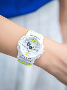 Casio Watch Women G-Shock Digital BABY-G Waterproof Sport Luxury-Set LED 100m Surfing