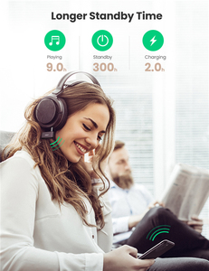 Image 3 - UGREEN محول صوت بلوتوث 5.0 ، مستقبل سيارة محمول ، لاسلكي ، مخرج صوت ستيريو ، 3.5 مللي متر ، Aux ، مع ميكروفون ، هاي فاي