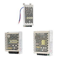 5v power supply ac dc single Output 5V,12V,15V,24V source 15W,35W,50W small Switching Power Supply AC DC 24 volt LED SMPS