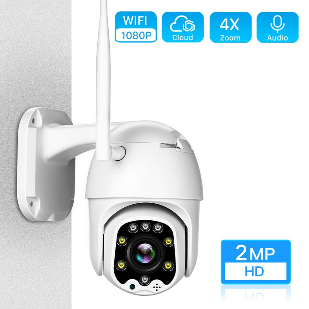 Wireless IP Camera WiFi 1080P Home Security Surveilance CCTV Camera Outdoor PTZ P2P IpCam Wifi Cam Ipcamera Camara De Vigilancia