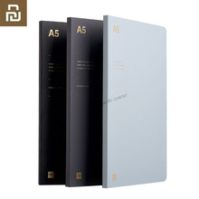 Original Xiaomi A5 Simple Notebook Paper Square/Horizontal line/Dot Grid Page Travel Diary Journal Notebook for Office School