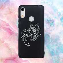 "Fashion Zodiacal Pattern Soft TPU 6.09""For Huawei Honor 8a Case For Huawei Honor 8a Pro Phone Case Cover"
