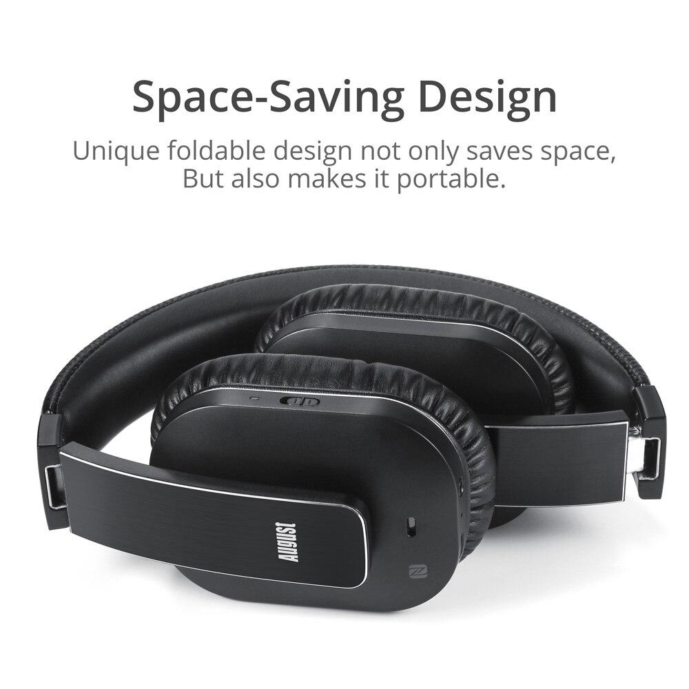 EP750 aptX activa Cancelación de ruido auriculares inalámbricos Bluetooth con micrófono auriculares Bluetooth ANC para viajes por aire - 6