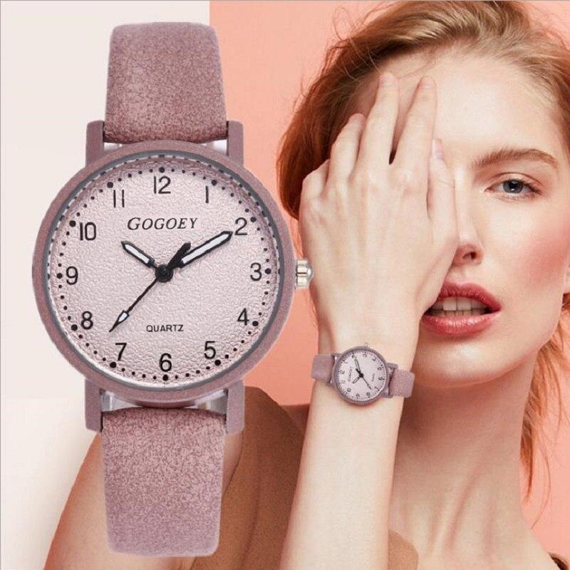 2019 New Limited Gogoey Montres Femmes Mode Dames Pour Bracelet Relogio Feminino Horloge Cadeau Montre Femme De Luxe Saati T20