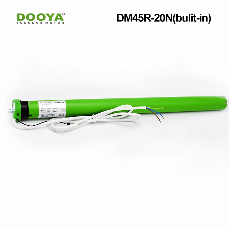 Dooya 45 Built-in 20Nm Tubular Motor Suitable For Smart Home System For Roller Blinds Zebra Shades DM45R-20N