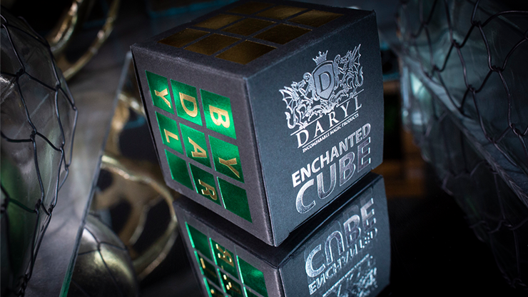 The Enchanted Cube By DARYL- MAGIC TRICKS