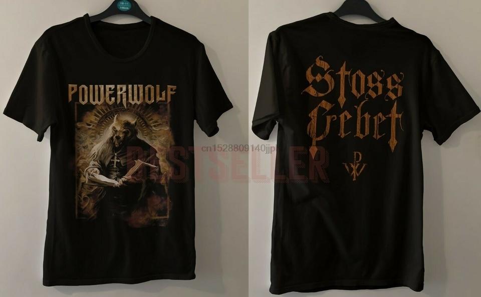 Powerwolf Stossgebet T-Shirt