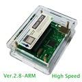 Циклонный Самосвал Для Flash Boy Ver 2,8-ARM для GameBoy GB DMG GBC ROM, игровой картридж, проблесковый самосвал, USB рекордер, горелка, файлы Сав