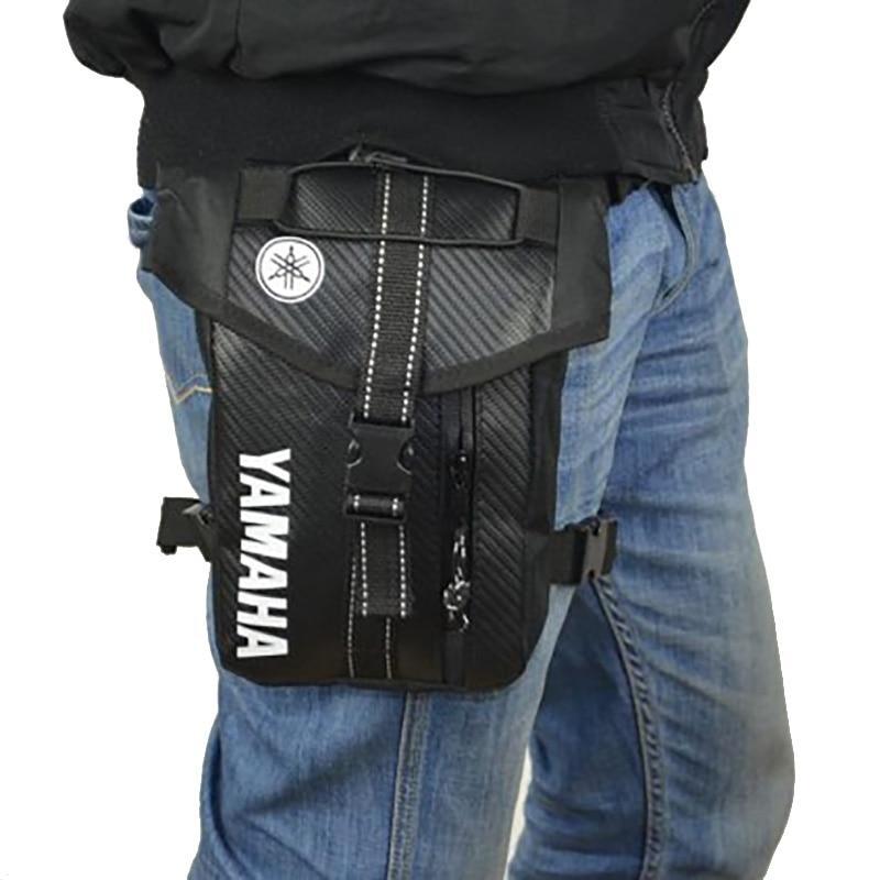 Motocross Men Waist Bag Motorcycle Riding Thigh Belt Drop Leg Bag Bum Bag Waterproof Travel Hip Fanny Pack Bag Phone Pouch Purse