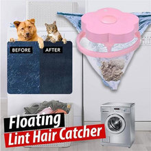 FILTERING Pet-Owner for Fluffy In-Stock Clogging Mesh-Removal Washing-Machine Lint-Catcher