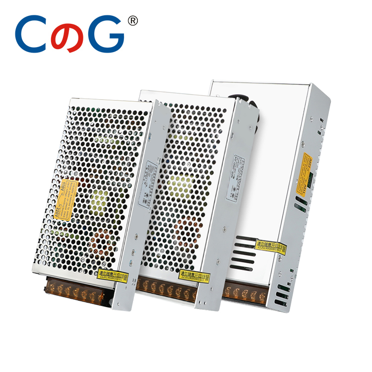 CG MS Series 1-100W 120W 150W <font><b>200W</b></font> Switching Power Supply <font><b>110V</b></font>/ <font><b>220V</b></font> <font><b>to</b></font> 5V 12V 24V LED CCTV Strip AC <font><b>to</b></font> DC Source Power Adapter image