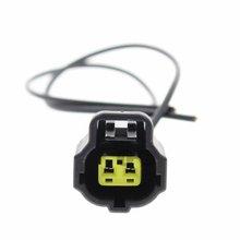 Czujnik temperatury płynu chłodniczego naprawa wtyczki złącza dla Toyota czujnik temperatury płynu chłodniczego złącze przewód z wtyczką Qy-2024832 tanie tanio Tirol CN (pochodzenie) black plastic