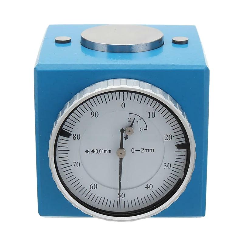 Magnetic Z Axis Tool Dial Zero Presetter Gauge Offset Cnc Metric Range Promotion