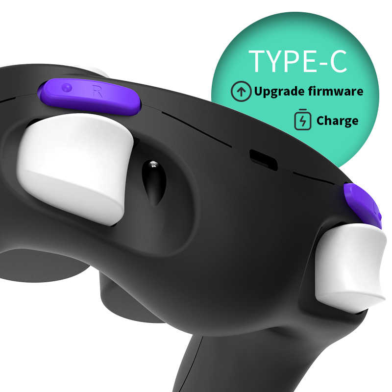 Contrôleur de jeu Bluetooth sans fil de grenouille de données pour Nintendo Switch manette de Vibration de manette Pro pour NS Lite/TV BOX/PS3/Android