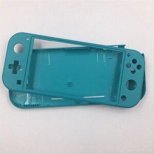 Image 5 - Cubierta de carcasa de repuesto nuevo para Nintendo Switch Lite, Accesorios de reparación de consola