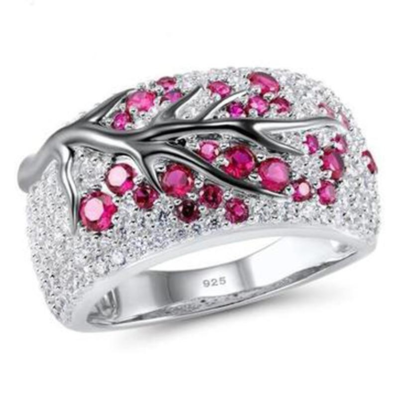 Genuine amethyst ring 3