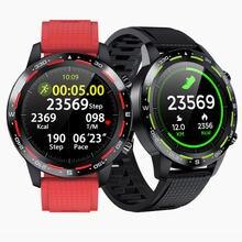 Смарт часы l12 с поддержкой bluetooth ЭКГ + ППГ ip68