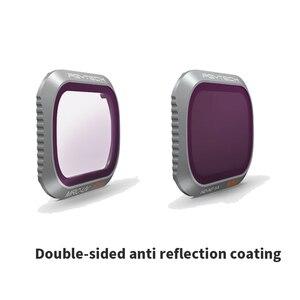Image 5 - PGYTECH Mavic 2 Pro zaawansowany zestaw filtrów ND8/16/32/64 PL ND8/16/32/64 zestaw obiektywów do aparatu zestaw do akcesoriów DJI Mavic 2 Pro Drone