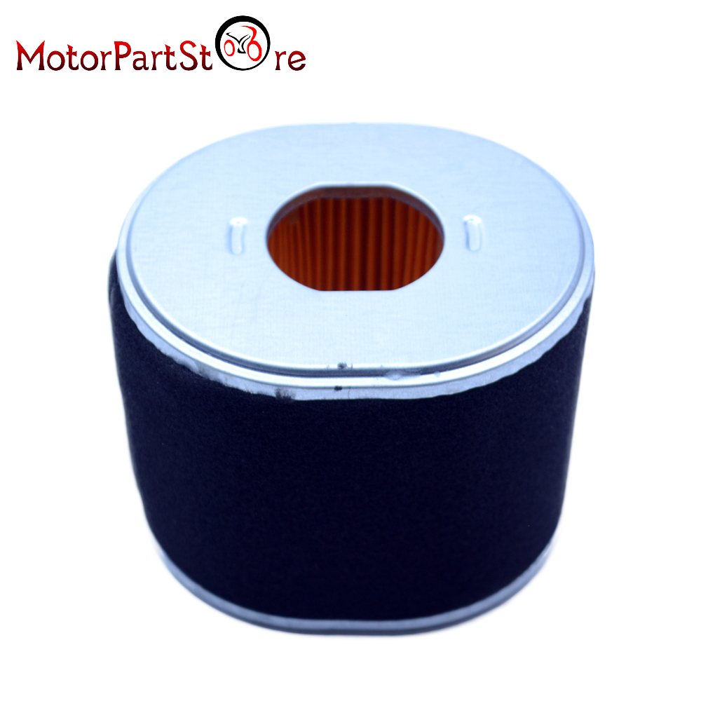Air Filter Element /& Spark Plug For Honda GX340 11HP /& GX390 13HP 17210-ZE3-010