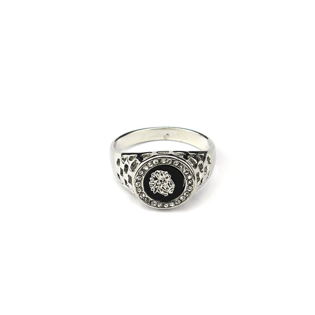 Classic Men's Punk Style Ring 6