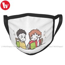 Ponyo Face Mask Fast Shipping Dust Washable Fancy Polyester Unisex Mouth Facial Mask