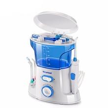 Oral Irrigator waterpik Dental Water Flosser Electric Cleaner Oral Hygiene Water Flossing 600ml Tooth Pick Water Jet