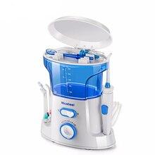 Waterpik irrigador Dental eléctrico con chorro de agua, limpiador Dental eléctrico de agua para higiene Oral, 600ml