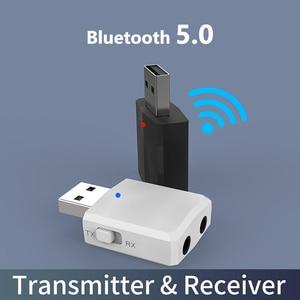 3 IN 1 Bluetooth Adapter 5.0 U
