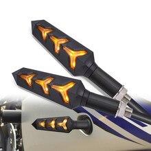 Signal lumineux de moto pour YAMAHA mxt850 niken gt XT1200Z yzf r1 r3 r25 r6 r125