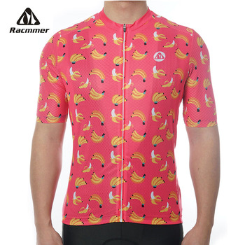 Racmmer hombres AERO Ciclismo camiseta ciclista mtb aerodinámico Ultra-ligero ciclo jersey Maillot...