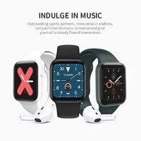 Rgtopone relógio inteligente ecg multi-esporte à prova dbluetooth água bluetooth chamada de freqüência cardíaca relógio inteligente para apple ios android