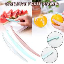 1/3/5 pçs laranja peelers laranja frutas peelers dispositivo descascando faca suco ajudante citrus abridor frutas vegetais ferramentas ferramenta de cozinha