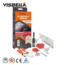 VISBELLA Car Windshield Repair Kits DIY Quick Wind
