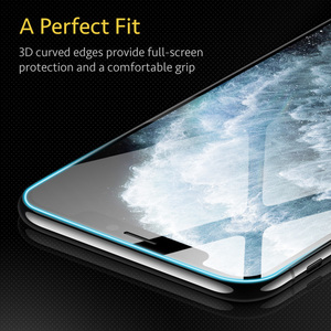 Image 5 - ESR Tempered Glass for iPhone 11 Pro Max Screen Protector Clear Premium Protective Glass for iPhone X XR XS Max Glass