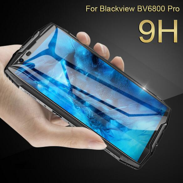 Tempered Glass for Blackview BV6800 Pro Screen Protector 9H Hard 2.5D Explosion Proof Protective Film