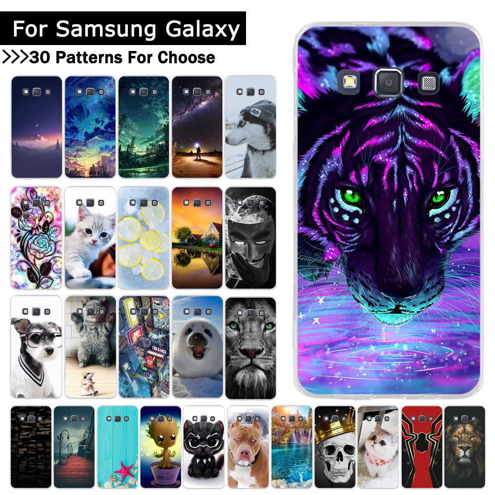 Silicone Phone Case for Samsung A3 2015 Cases for Samsung Galaxy A3 A300 SM-A310F Cover for Samsung Galaxy A3 2016 phone shell