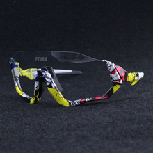 Brand New Clear Photochromic Cycling Sunglasses Sports
