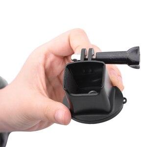 Image 3 - 배낭 클립 홀더 DJI OSMO 포켓 휴대용 확장 고정 어댑터 마운트에 대 한 휴대용 짐벌 카메라 브래킷 가방 클램프 클립