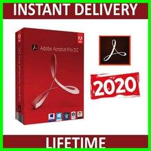 Logiciel Acrobat Pro DC 2020 outils Windows / Mac Edition