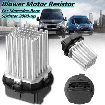 0008212992 For Mercedes-Benz Sprinter 2006-2016 Replacement 906 903 1Pcs Car Blower Fan Motor Heater Resistor Speed Controller