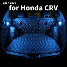 For Honda CRV CR-V 2017-2020 Trunk Lighting Modified Decorative LED Bulb Interior Modification Accessories