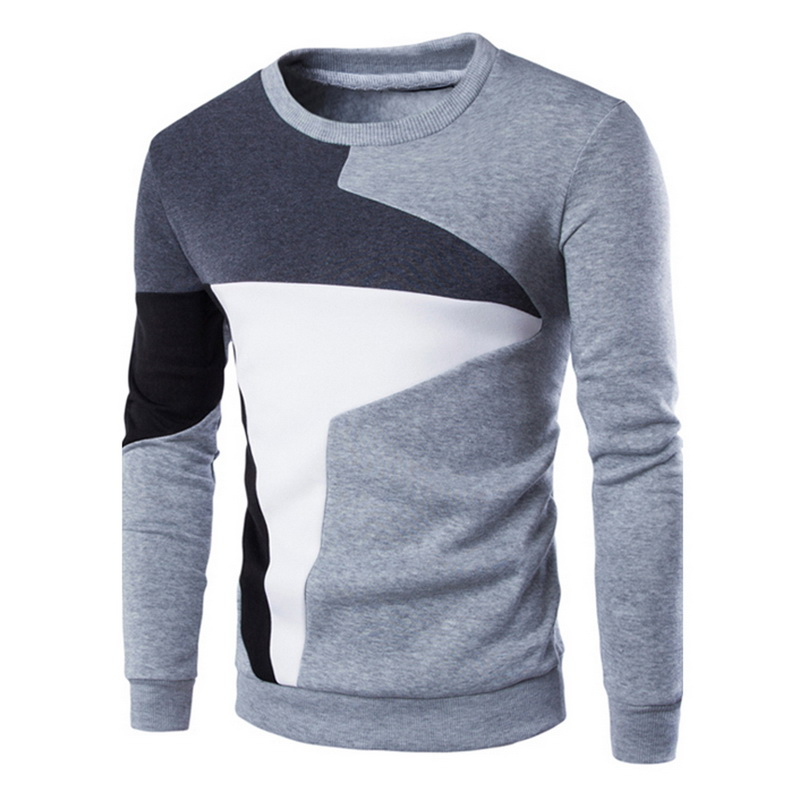 CYSINCOS 2019 New Arrivals Winter Sweaters Thick Warm O-Neck Wool Sweater Men Striped Slim Fit Knittwear Mens Sweaters Pullovers