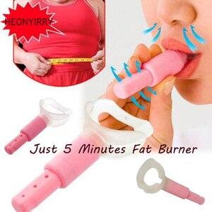 Image 2 - רק 5 דקות שומן מבער בטן נשימה מאמן ההרזיה גוף מותן להגדיל ריאות קיבולת מתיחת הפנים כלים לירידה במשקל