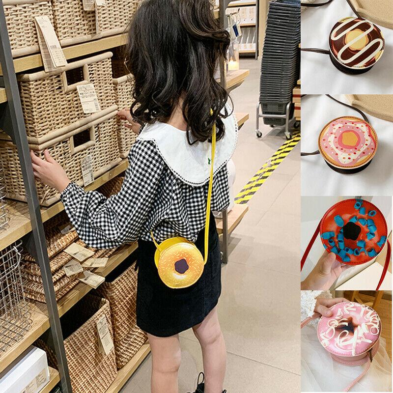 New Cute Kids Wallet Handbag Crossbody Purse Children Girls Mini Shoulder Bag Lovely Coin Purse