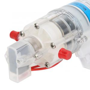 Image 5 - DC 12V 15W Water Pump Ultra quiet Food Grade Submersible Pumps Self Priming Micro Diaphragm water pump High Quality