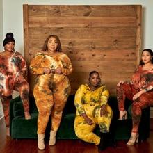 Outfit Track-Suit Homewear Two-Piece-Set Womens Leggings Long-Sleeve Plus-Size Wholesale