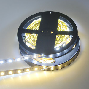 Image 5 - 5 メートル 10 メートル高品質 5630 SMD DC12V 非防水ウォームホワイト/白色 led ストリップライト柔軟なバーライト屋内家の装飾ライト