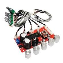 LM4610 プリアンプボードイコライザー 3D 周囲バランスプリアンプ AD828 ボリュームトーン Conrtol プリアンプ