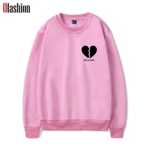 Payton Moormeier Hoodie Sweatshirt Round Neck Cartoon Rose 3